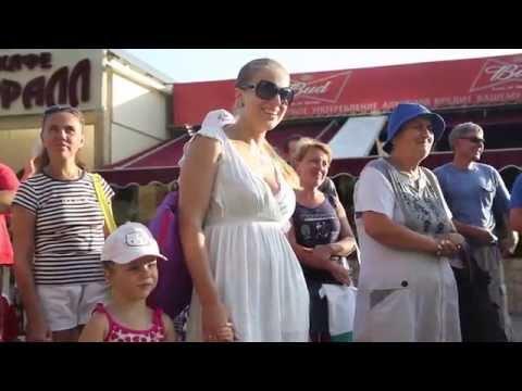 Видео отчет по акции Мегафон в Сочи