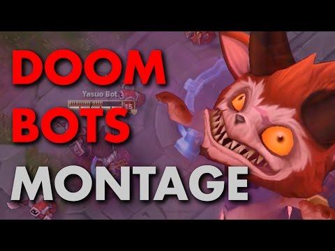 DOOM BOTS MONTAGE! -