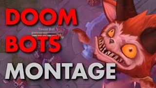 "DOOM BOTS MONTAGE! - ""New"" Gamemode"