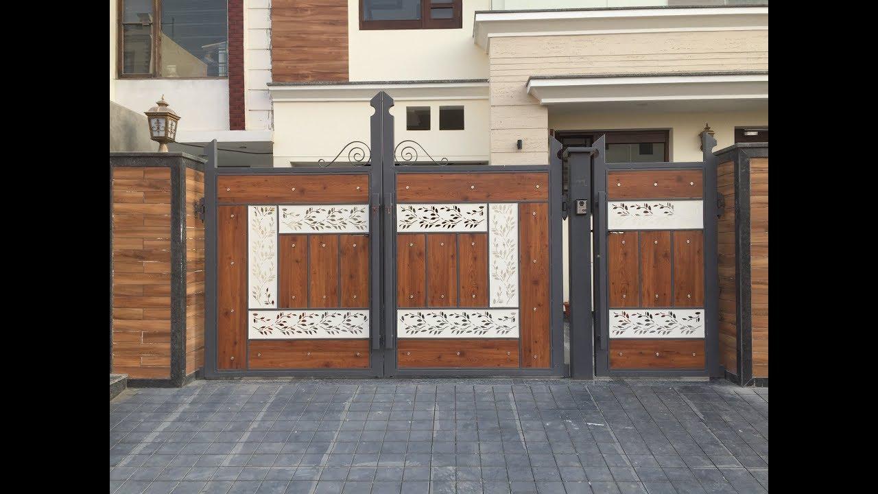 Modern Gate Designs 2018|| Latest Main Gate Design|| LAK ...