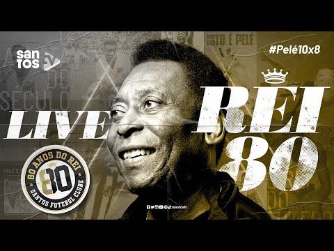 LIVE | REI 80 👑 | #Pelé10×8