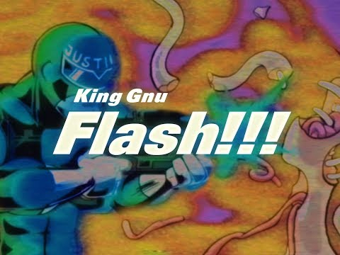 King Gnu - Flash!!!