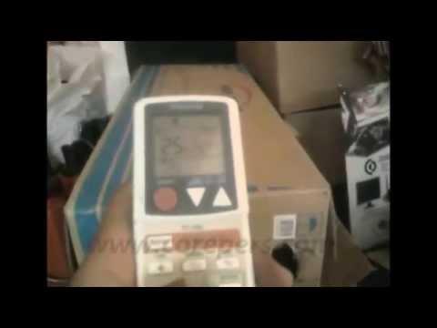 telecommande climatiseur fitco