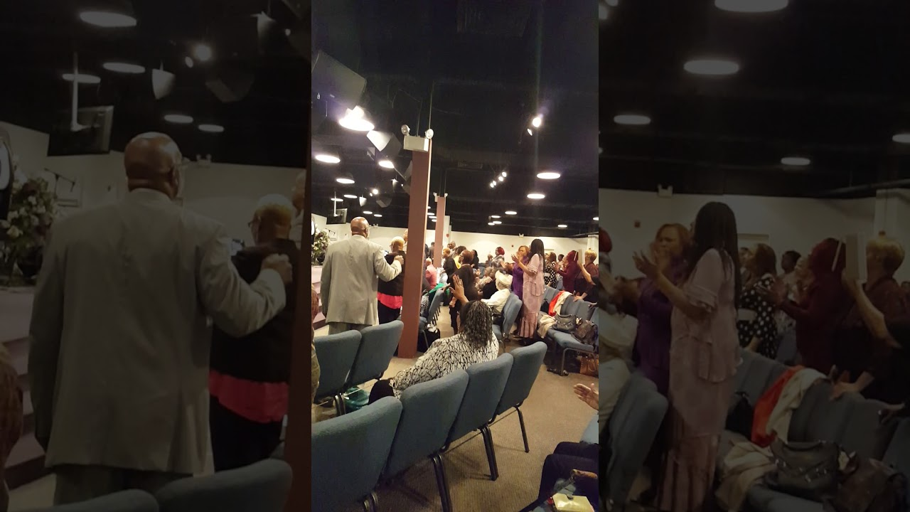 News Destiny Fellowship Apostle Thomas Wesley Weeks Sr Youtube