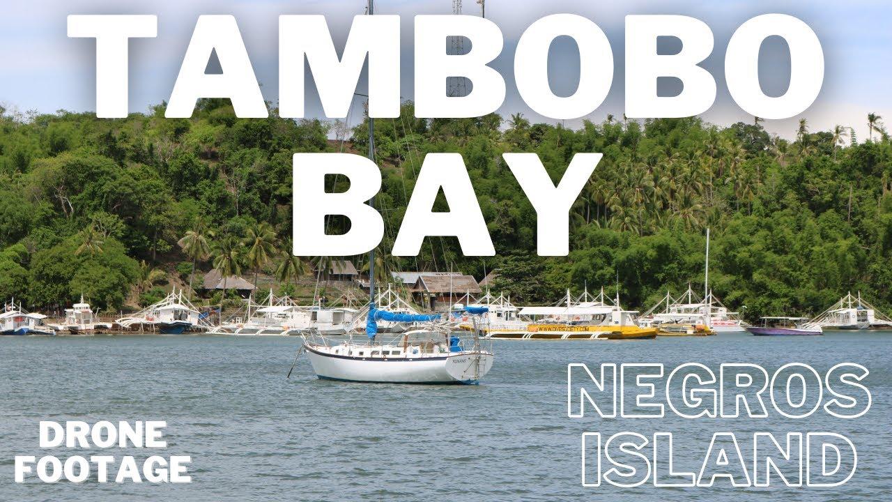 DRONE FOOTAGE OF TAMBOBO BAY, NEGROS ORIENTAL| DJI MAVIC PRO 2| Shiela Piet