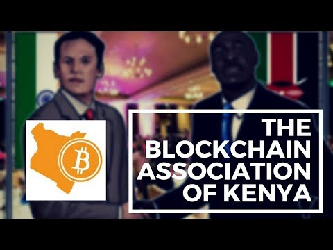The Blockchain Association of Kenya