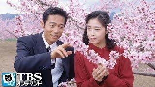 真琴(菊池桃子)は翔平(三上博史)との結婚問題で親子ゲンカをして家を飛...