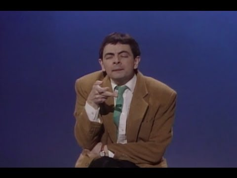 Rowan Atkinson Live -  How To Date [Part 2]