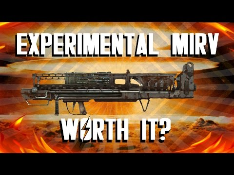 Fallout 4 - Experimental MIRV - Is It Worth It?