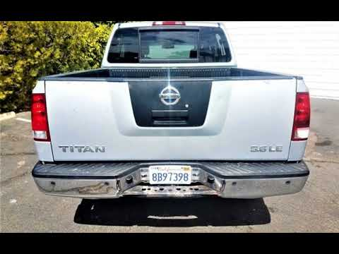 2006 Nissan Titan LE + 6 Month Warranty for sale in SAN DIEGO, CA