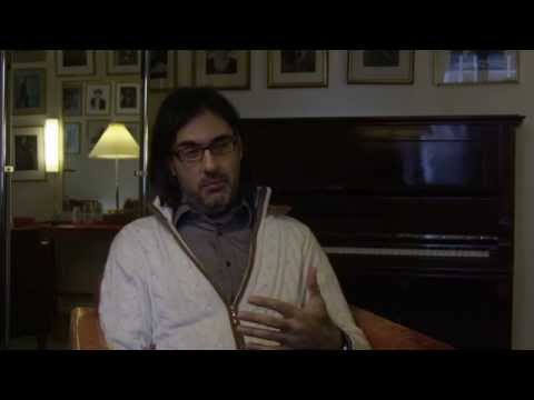 Leonidas Kavakos interview / Stockholm Concert Hall