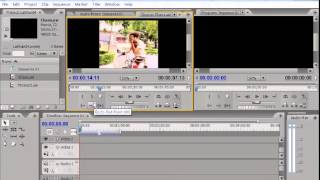 4 2 Panel Monitor - Belajar Adobe Premiere