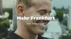 Mehr Frankfurt mit #cleanffm und Timo Killer, Moderator bei YOU FM