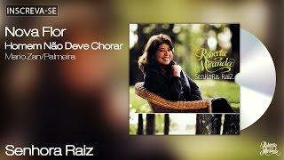Roberta Miranda - Nova Flor - Senhora Raiz - [Áudio Oficial]