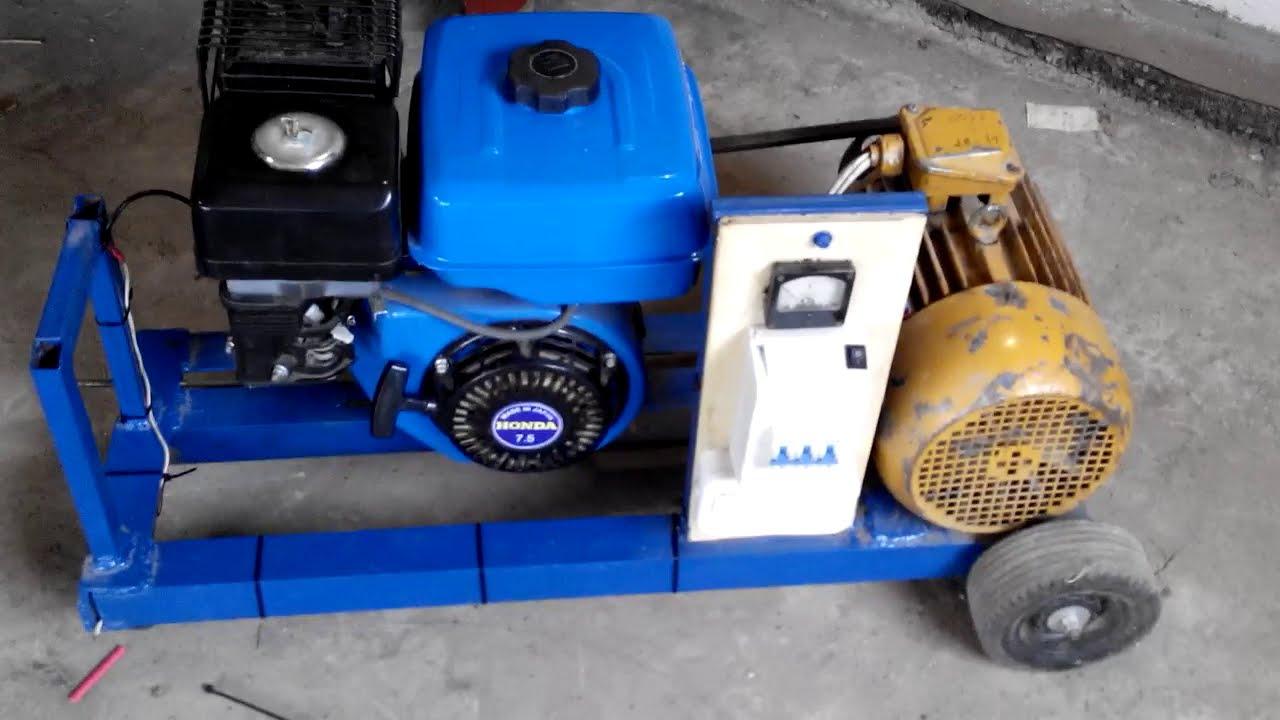 Самодельный бензиновый генератор 220 купить стабилизатор напряжения 10квт екатеринбурге