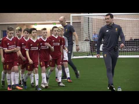 United Soccer Coaches Conference - Liverpool Attacking