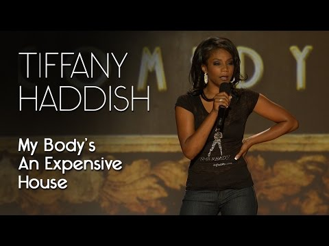 My Body Is Like An Expensive House  PART 1  Tify Haddish  Laugh Out Loud Comedy