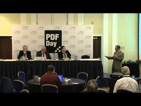 Panel: trends in electronic document procurement | Stephen Levenson, Kevin DeVorsey & Mark Patrick