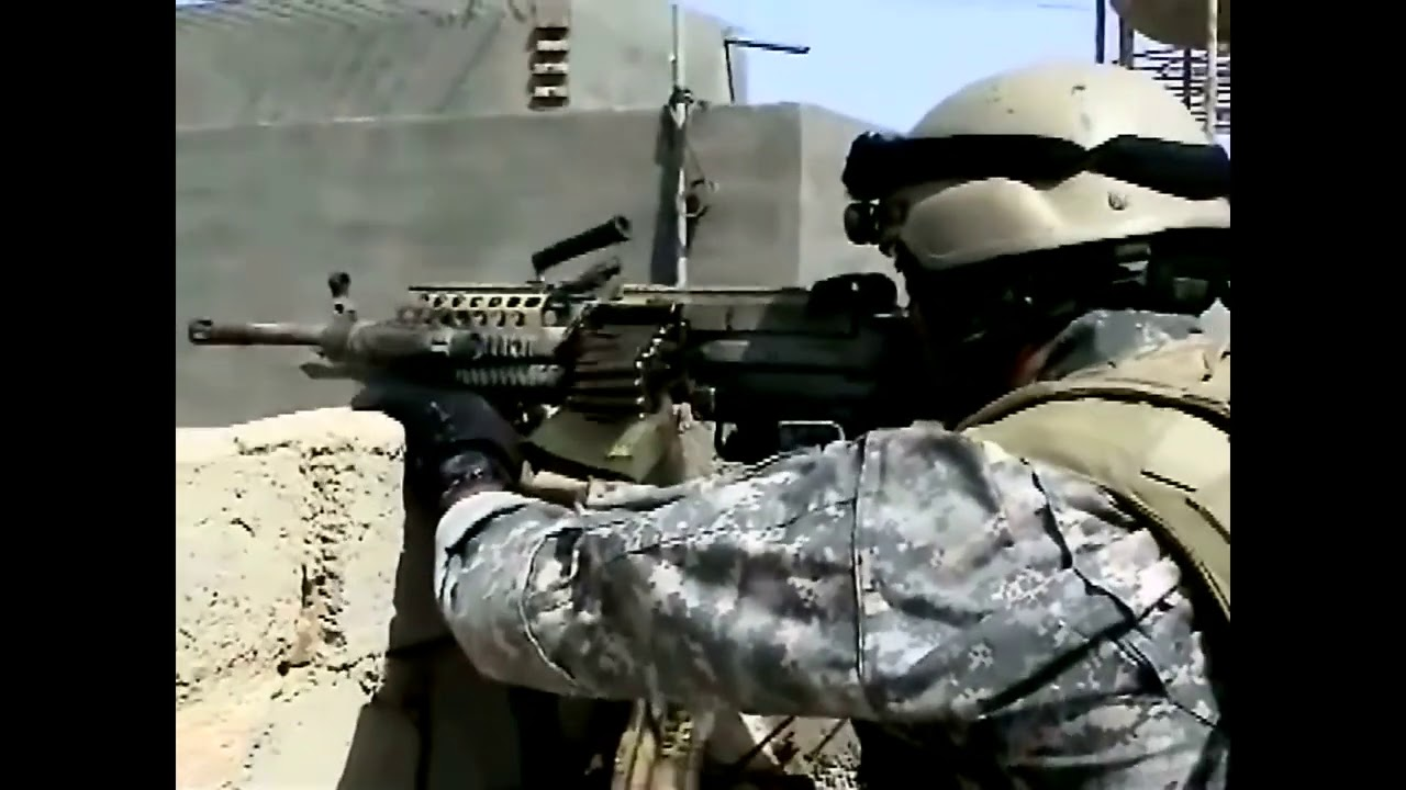 Download Marines And SEALs Battle Insurgents In Ramadi