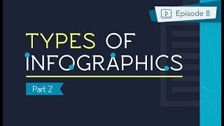How to Create an Infographic - Part 2: Types of Infographics