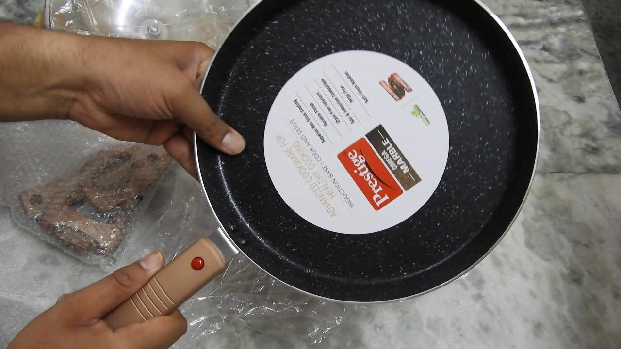 89db0822daf Prestige Omega Festival Pack Induction Bottom Cookware Set - YouTube