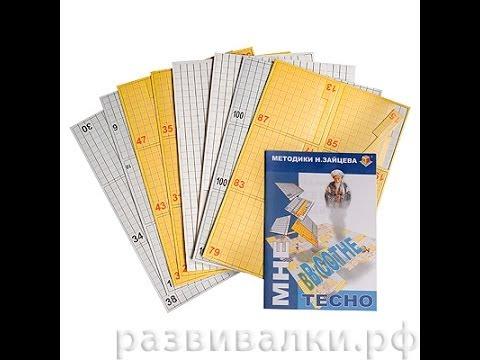 Мне в сотне тесно - тренировка устного счёта по методике Н. Зайцева.