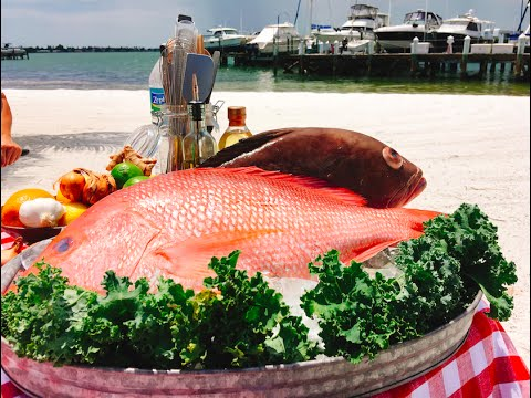 How To Cook Grouper And Snapper With Bonefish Grill