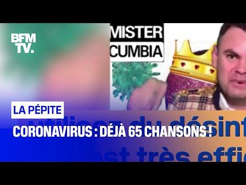 Coronavirus: déjà 65 chansons !