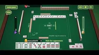 Play mahjong online with real mahjong players or training bots!