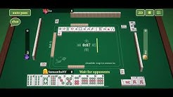 Play mahjong online with real mahjong players or training bots!