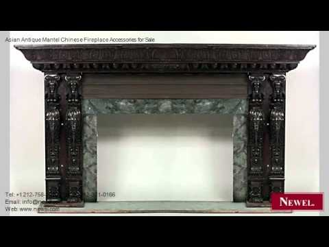 Asian Antique Mantel Chinese Fireplace Accessories For Youtube