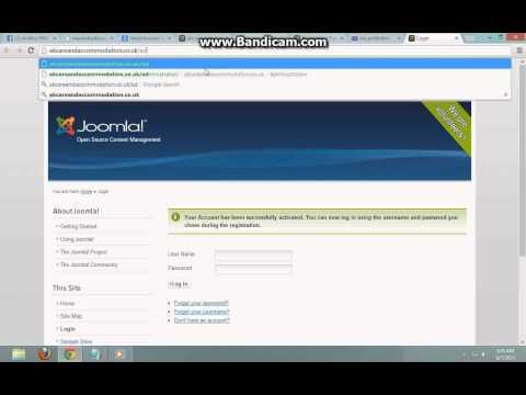 Joomla Exploit to Deface Tutorial