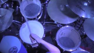 Come Sail Away by Styx, drum cover performed by Brad Berry