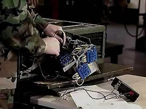 US ARMY: Utilities Equipment Repairer (52C)