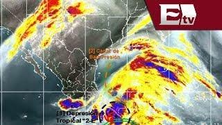 """Se forma """"Boris"""", segunda tormenta tropical  / Todo México"""