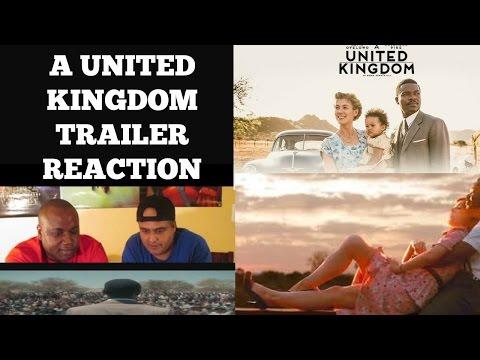 A UNITED KINGDOM TRAILER REACTION