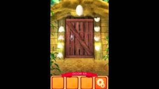 видео 100 дверей история 66 - 100 Doors World of History 66 уровень как пройти игру?