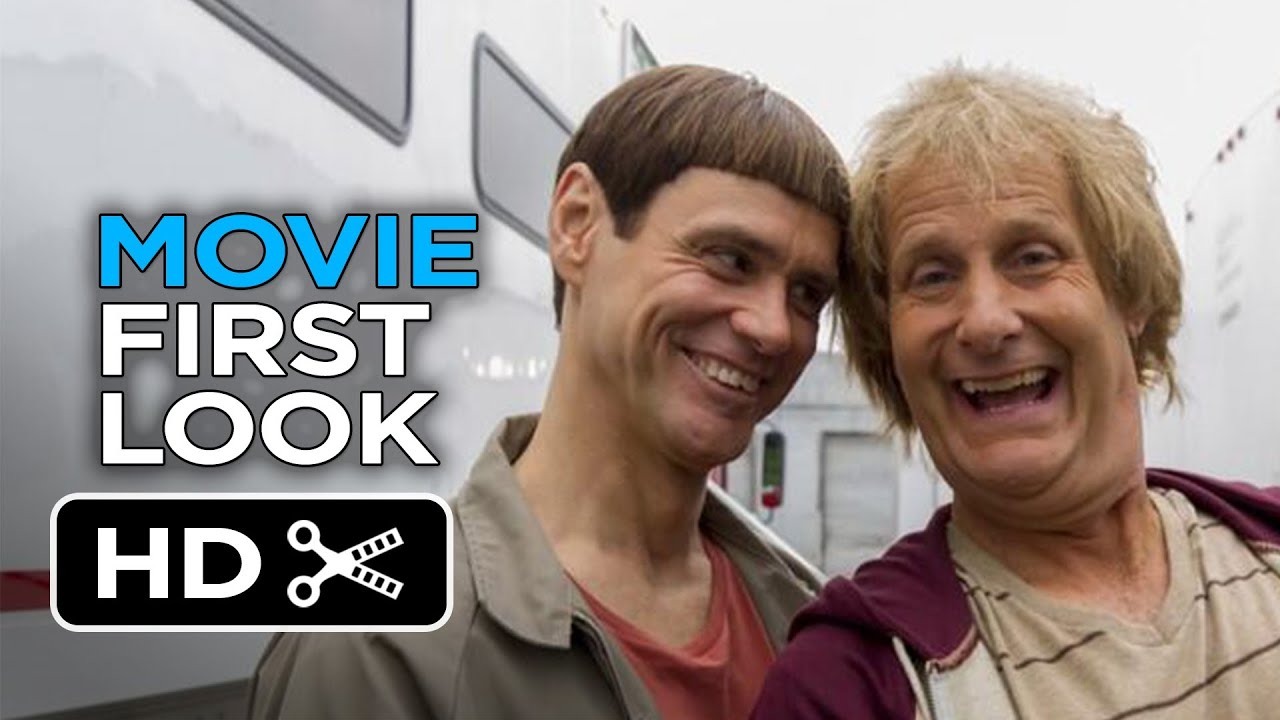 Dumb and Dumber To - Movie First Look (2014) - Jim Carrey ...