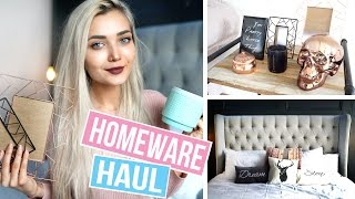 Tumblr / Pinterest Urban Outfitters Homeware Haul!