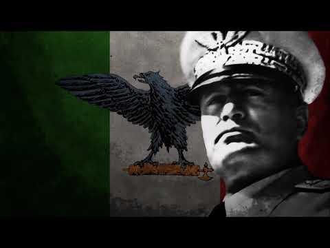 Giovinezza   Anthem of the Fascist Italy  (RE-UPLOAD)