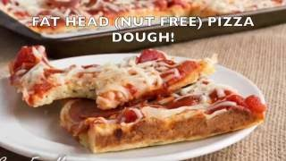 Fat Head (Nut Free) Low Carb Pizza Dough