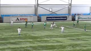 Динамо2003. Динамо-Белая Церковь 13-0 (1-й тайм)(, 2013-07-21T06:32:32.000Z)