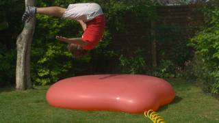 Repeat youtube video Giant 6ft Water Balloon - The Slow Mo Guys