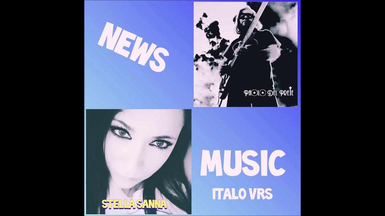 Paolo Del Prete feat. Stella Sanna - Musica (promo video/ Audio vrs.)