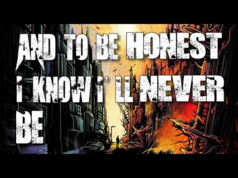 I Prevail - Alone (Lyric Video chorus only)