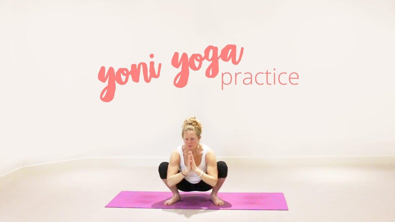 Yoni Yoga (44 mins) | Home Yoga Video | Beinspired - YouTube