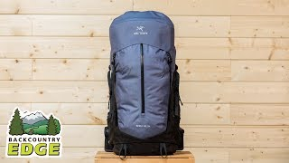 Arc'teryx Women's Bora AR 61 Internal Frame Backpack