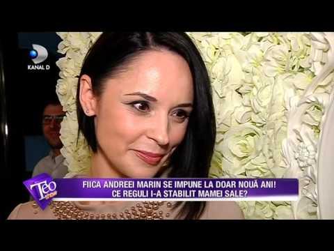Teo Show - Fiica Andreei Marin se impune la doar 9 ani! Ce reguli i-a stabilit mamei sale