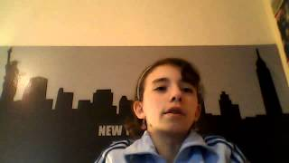 je chante L
