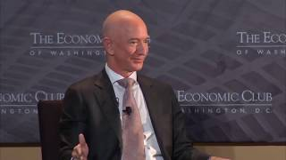Jeff Bezos: This is the #1 job of leaders